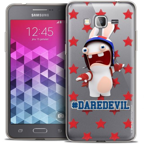 Crystal Galaxy Grand Prime Case Lapins Crétins™ Dare Devil