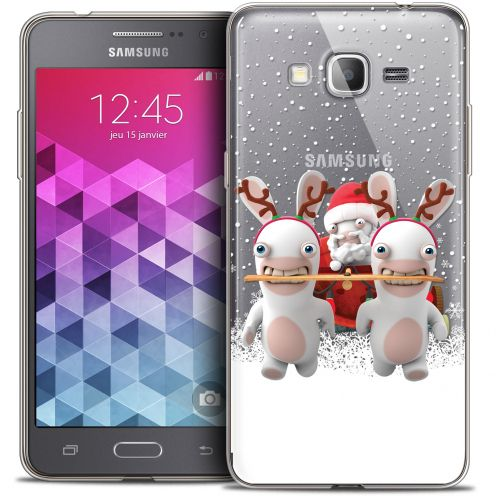 Crystal Galaxy Grand Prime Case Lapins Crétins™ Lapin Traineau