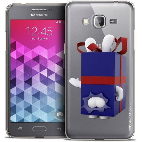 Crystal Galaxy Grand Prime Case Lapins Crétins™ Lapin Surprise Bleu