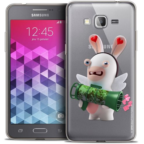 Crystal Galaxy Grand Prime Case Lapins Crétins™ Cupidon Soldat