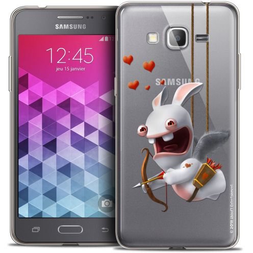 Crystal Galaxy Grand Prime Case Lapins Crétins™ Flying Cupidon