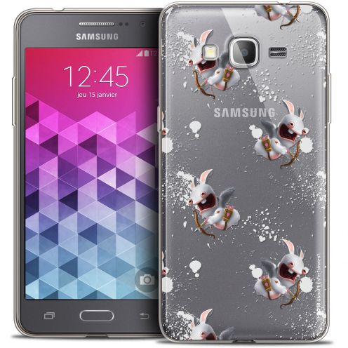 Crystal Galaxy Grand Prime Case Lapins Crétins™ Cupidon Pattern