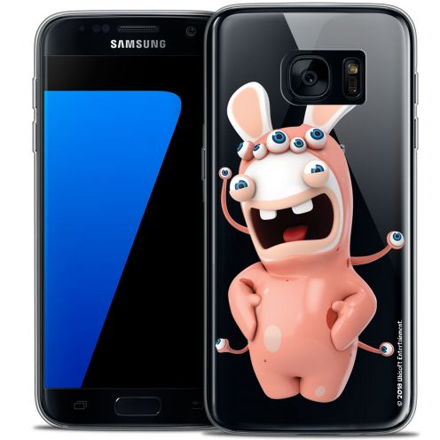 Crystal Galaxy S7 Case Lapins Crétins™ Extraterrestre