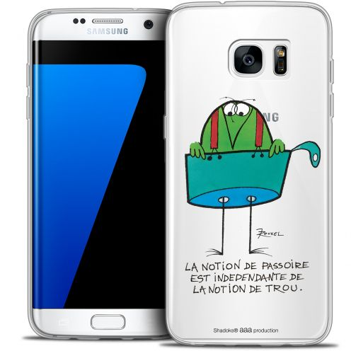Extra Slim Crystal Galaxy S7 Edge Case Les Shadoks® La Passoire