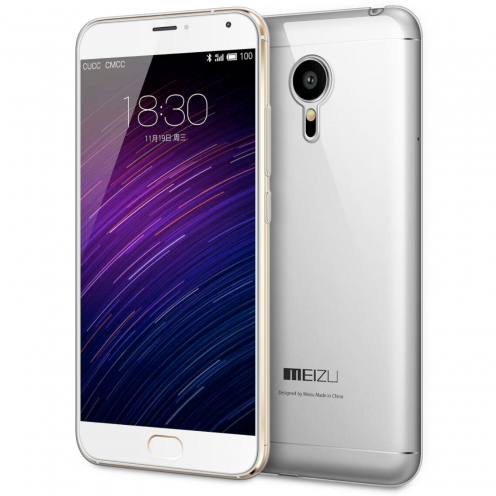 Ultra thin 0.5 mm Crystal Clear View Flexible Case for Meizu MX5