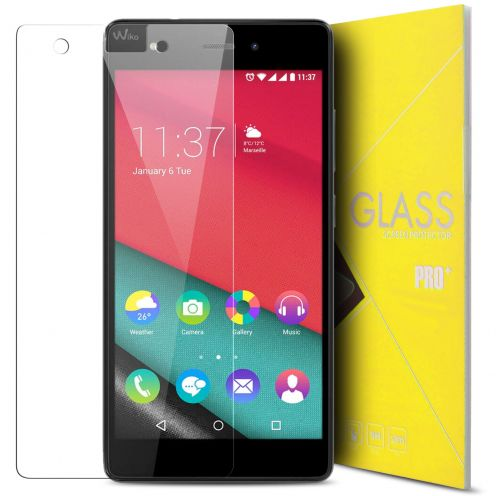 """Glass Pro+ Ultra HD 9H 0.33mm Tempered Glass Screen Protector for Wiko Pulp 5.0"""""""