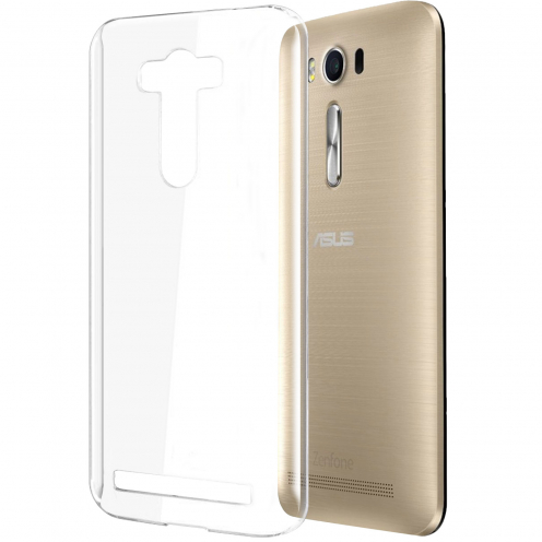 Slim Crystal Clear Hard Case for Asus Zenfone 2 Laser ZE500KL