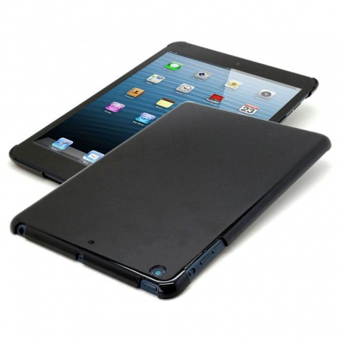 Crystal Slim Case for iPad Mini Black