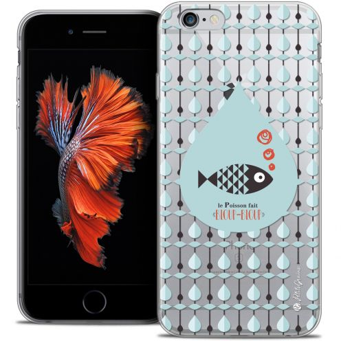 Extra Slim Crystal iPhone 6/6s Case Petits Grains® Le Poisson