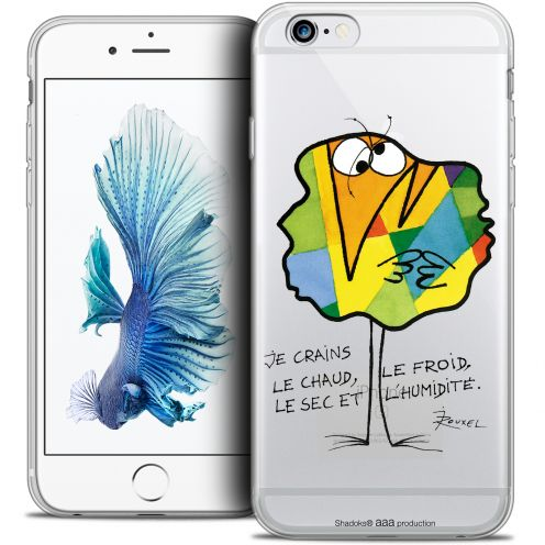 Extra Slim Crystal iPhone 6/6s Case Les Shadoks® Chaud ou Froid