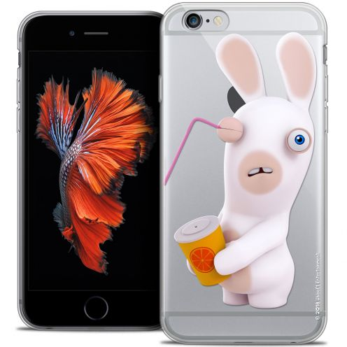 Crystal iPhone 6/6s Case Lapins Crétins™ Soda Crétin