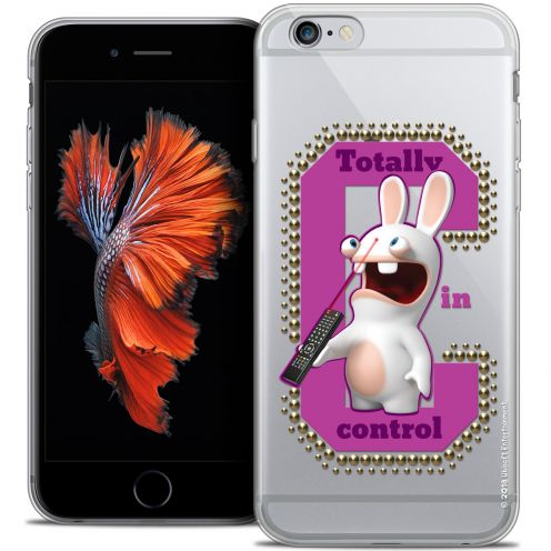 Crystal iPhone 6/6s Plus 5.5 Case Lapins Crétins™ In Control !