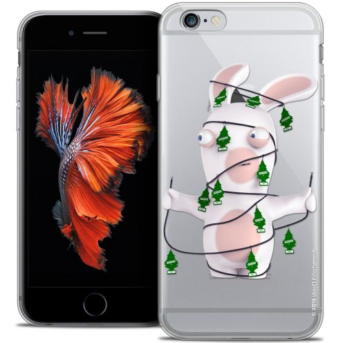 Crystal iPhone 6/6s Plus 5.5 Case Lapins Crétins™ Arbre Crétin