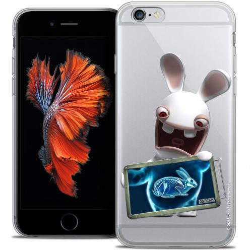 Crystal iPhone 6/6s Plus 5.5 Case Lapins Crétins™ X Ray Crétin