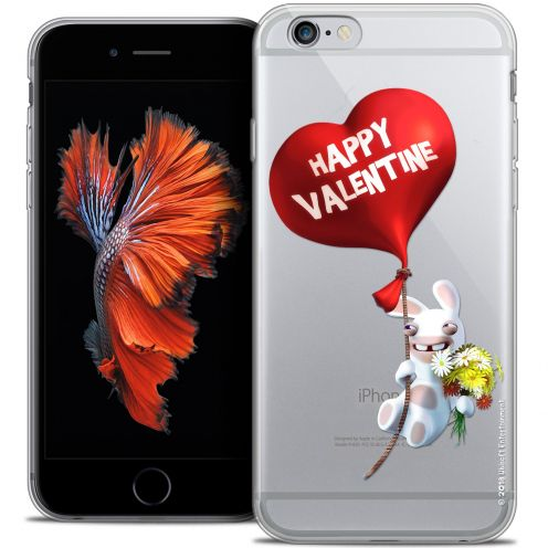 Crystal iPhone 6/6s Plus 5.5 Case Lapins Crétins™ Valentin Crétin