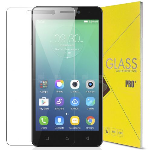 Glass Pro+ Ultra HD 9H 0.33mm Tempered Glass Screen Protector for Lenovo Vibe P1M