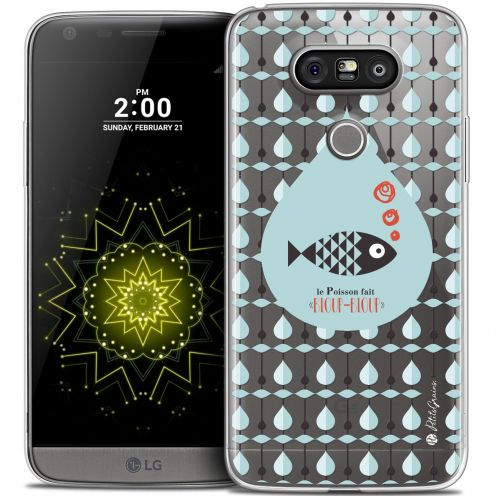 Extra Slim Crystal LG G5 Case Petits Grains® Le Poisson