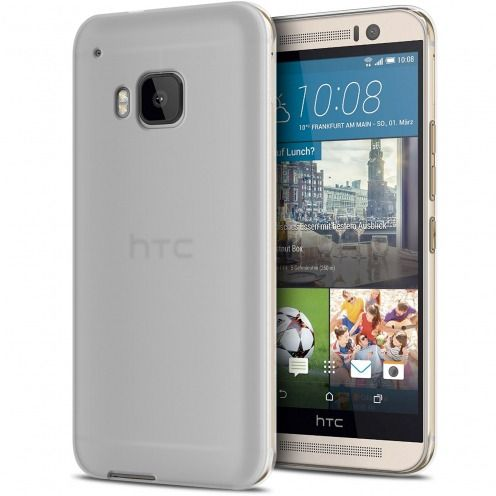 Frozen Ice Extra Slim Clear soft case for HTC One M9