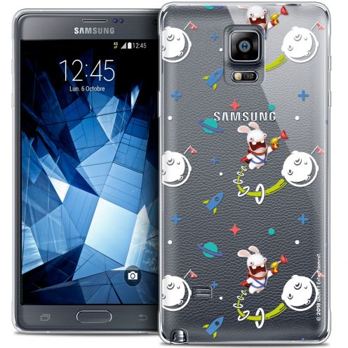 Crystal Galaxy Note 4 Case Lapins Crétins™ Space 2