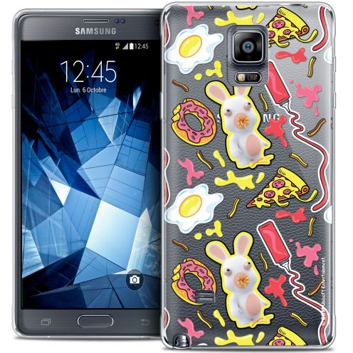 Crystal Galaxy Note 4 Case Lapins Crétins™ Egg Pattern