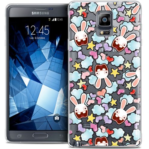 Crystal Galaxy Note 4 Case Lapins Crétins™ Love Pattern