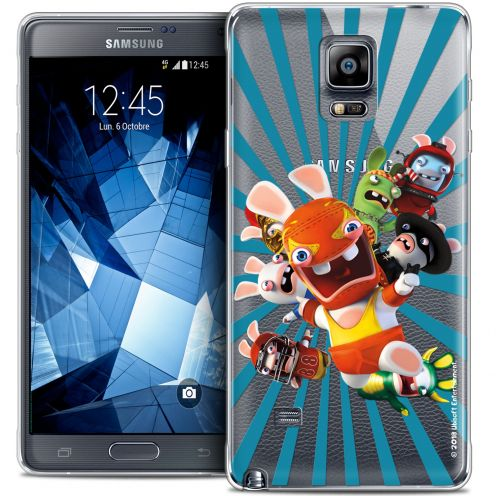 Crystal Galaxy Note 4 Case Lapins Crétins™ Super Heros