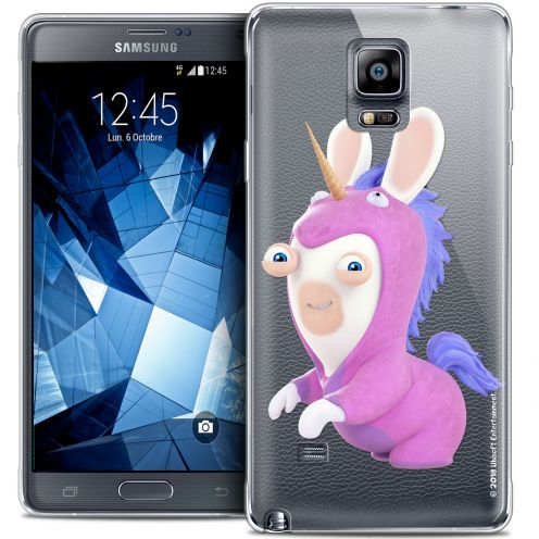 Crystal Galaxy Note 4 Case Lapins Crétins™ Licorne