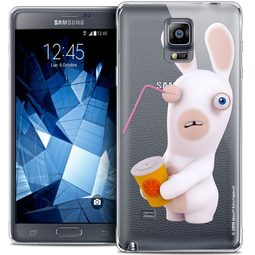 Crystal Galaxy Note 4 Case Lapins Crétins™ Soda Crétin