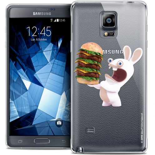 Crystal Galaxy Note 4 Case Lapins Crétins™ Burger Crétin