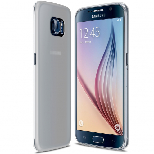 Frozen Ice Extra Slim Clear soft case for Samsung Galaxy S6