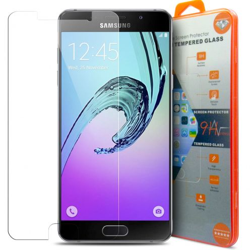 Glass Pro+ Ultra HD 9H 0.33mm Tempered Glass Screen Protector for Samsung Galaxy A7 (2016)