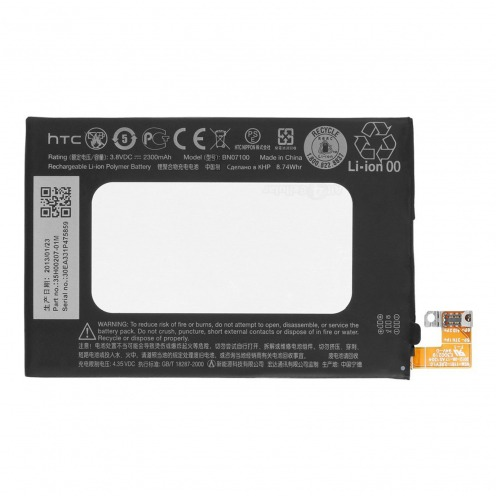 Original HTC Battery for HTC HTC One M7 (BN07100)