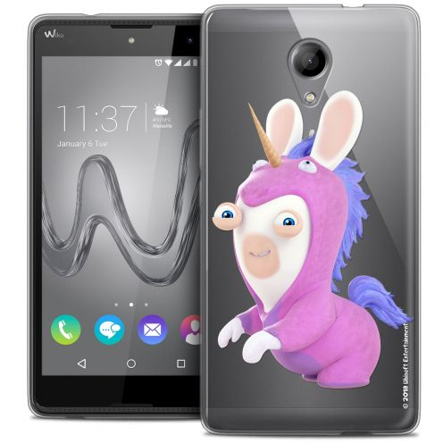 Crystal Gel Wiko Robby Case Lapins Crétins™ Licorne