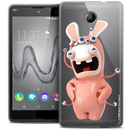Crystal Gel Wiko Robby Case Lapins Crétins™ Extraterrestre