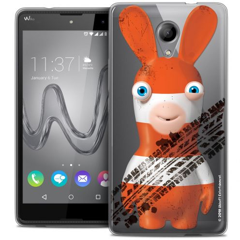 Crystal Gel Wiko Robby Case Lapins Crétins™ On the Road