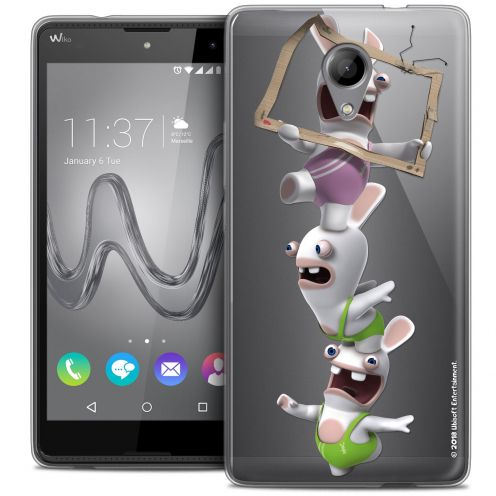Crystal Gel Wiko Robby Case Lapins Crétins™ TV Sport