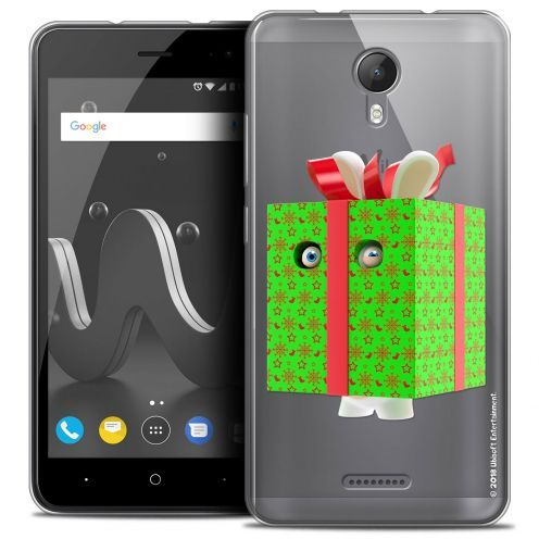 """Crystal Gel Wiko Jerry 2 (5"""") Case Lapins Crétins™ Lapin Surprise Vert"""