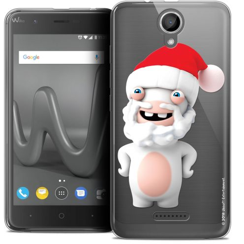 "Crystal Gel Wiko Harry (5"") Case Lapins Crétins™ Lapin Noël"