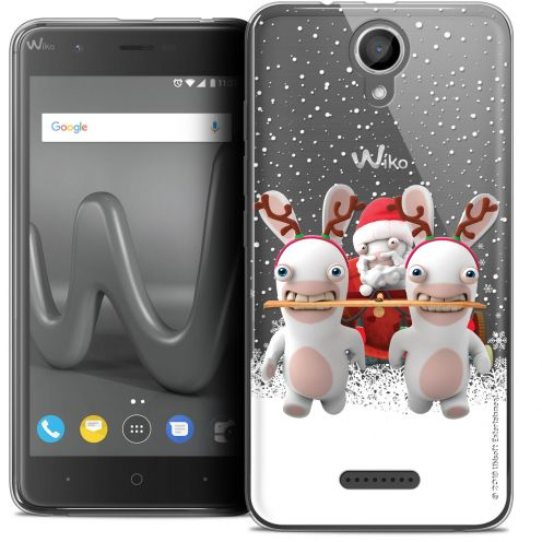 "Crystal Gel Wiko Harry (5"") Case Lapins Crétins™ Lapin Traineau"