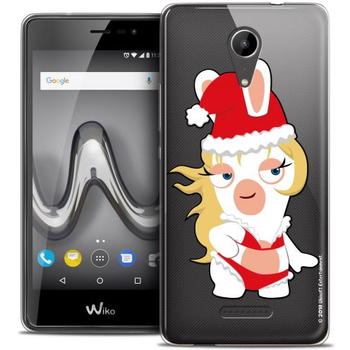 """Crystal Gel Wiko Tommy 2 (5"""") Case Lapins Crétins™ Lapin Danseuse"""
