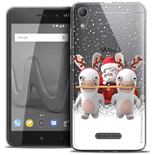 "Crystal Gel Wiko Lenny 4 (5"") Case Lapins Crétins™ Lapin Traineau"