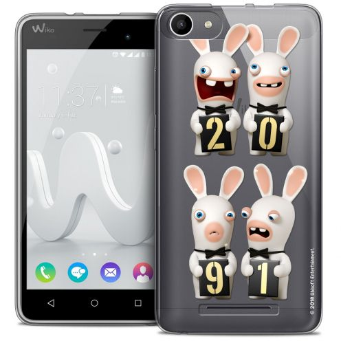 Crystal Gel Wiko Jerry Case Lapins Crétins™ New Year