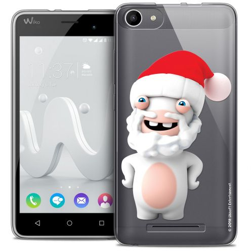 Crystal Gel Wiko Jerry Case Lapins Crétins™ Lapin Noël