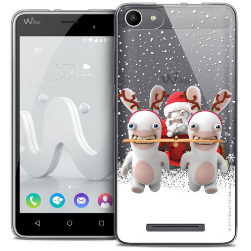Crystal Gel Wiko Jerry Case Lapins Crétins™ Lapin Traineau