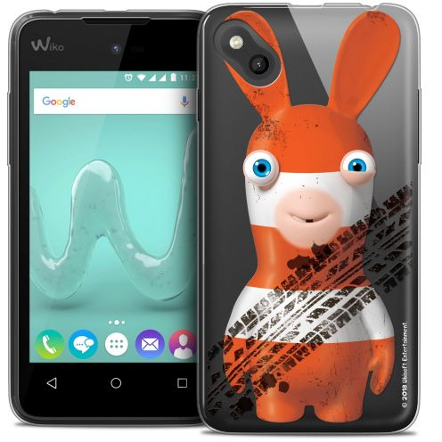 Crystal Gel Wiko Sunny Case Lapins Crétins™ On the Road