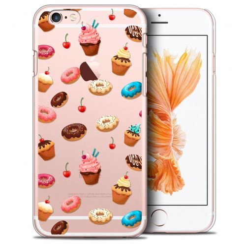 Extra Slim Crystal iPhone 6/6s Case Foodie Donuts