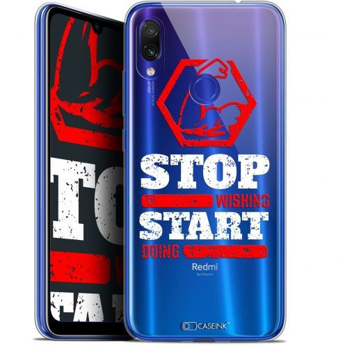 "Extra Slim Gel Xiaomi Redmi Note 7 (6.3"") Case Quote Start Doing"