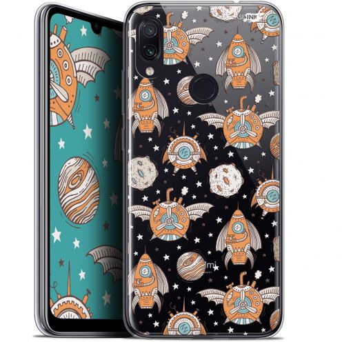 "Extra Slim Gel Xiaomi Redmi Note 7 (6.3"") Case Design Punk Space"