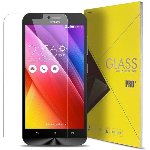 Glass Pro+ Ultra HD 9H XthicknessX Tempered Glass Screen Protector for Asus Zenfone Max