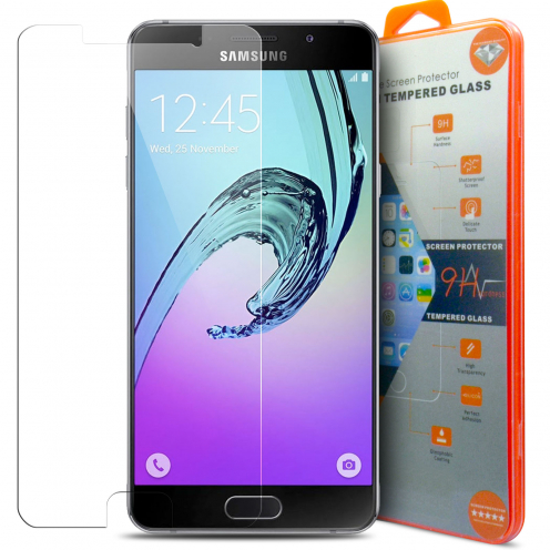 Glass Pro+ Ultra HD 9H XthicknessX Tempered Glass Screen Protector for Samsung Galaxy A5 2016 (A510)
